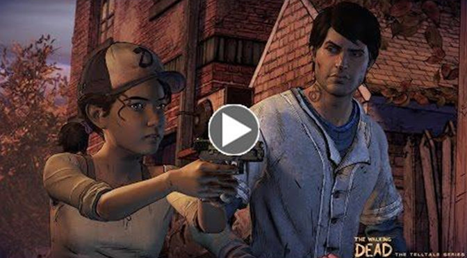 E3 2016: The Walking Dead Third Season Teaser Trailer Revealed