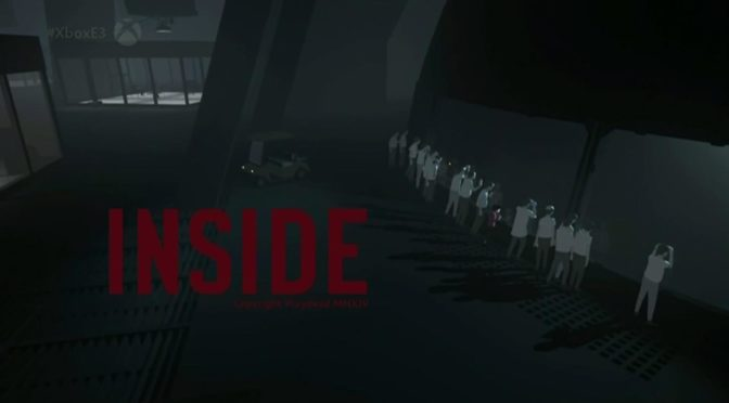 E3 2016: Microsoft Shows Inside Trailer from Limbo Creators