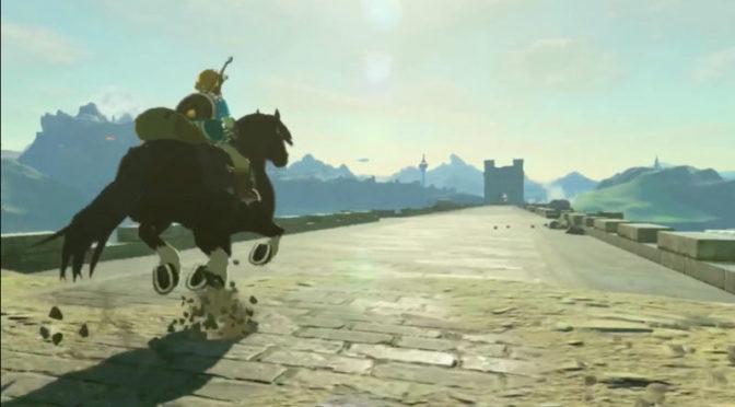 E3 2016: Nintendo Wows With Zelda: Breath of the Wild trailer