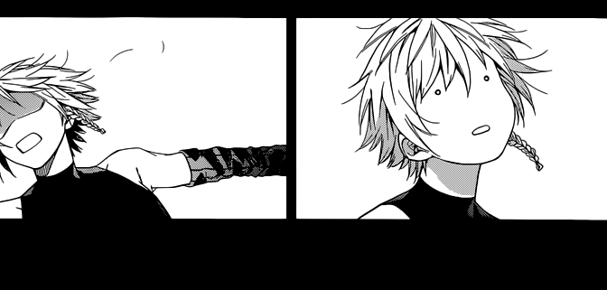 Manga Monday: 7th Garden by Izumi Mitsu