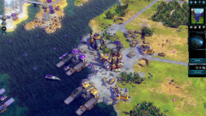 By land, sea or air, you will be defending and attacking in this great turn-based strategy game.