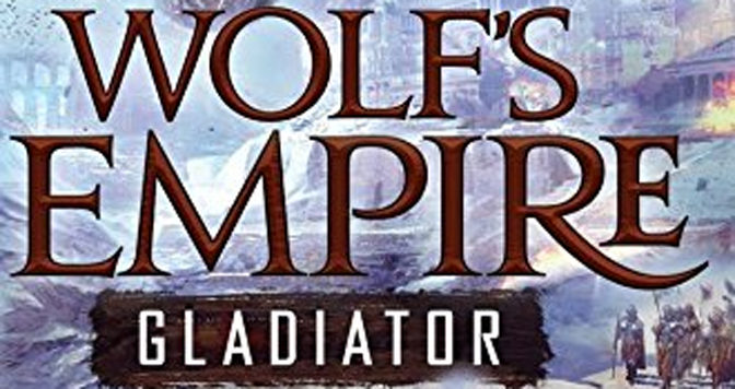 Sci-fi Goes Roman in Wolf's Empire: Gladiator