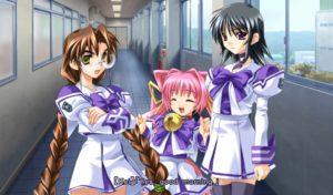 Chizuru, Miki, and Kei.