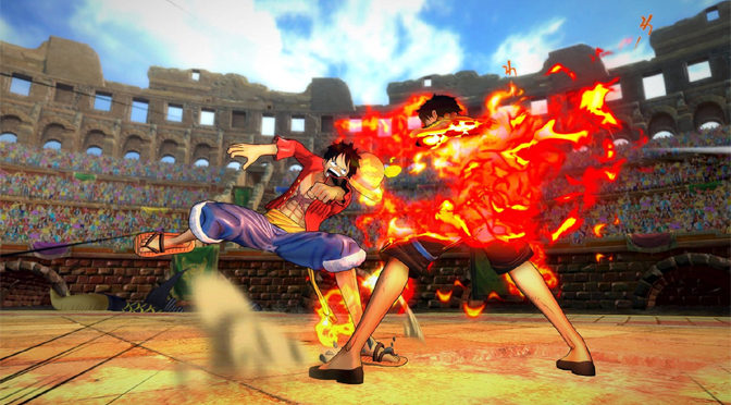 A Huge Hunk of One Piece: Burning Blood