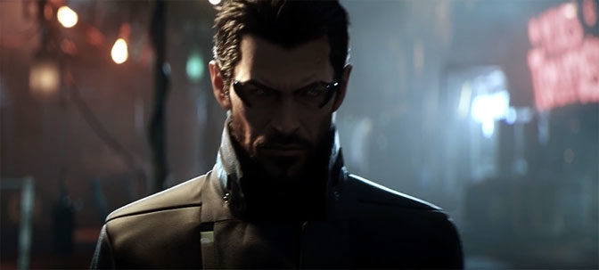 Deus Ex: Mankind Divided Now Available