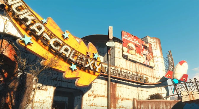 Fallout 4 Gets Official Nuka-World DLC Trailer