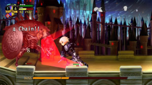 After getting hit that hard, that is one monster who wont be making it to the next Odin Sphere remake!