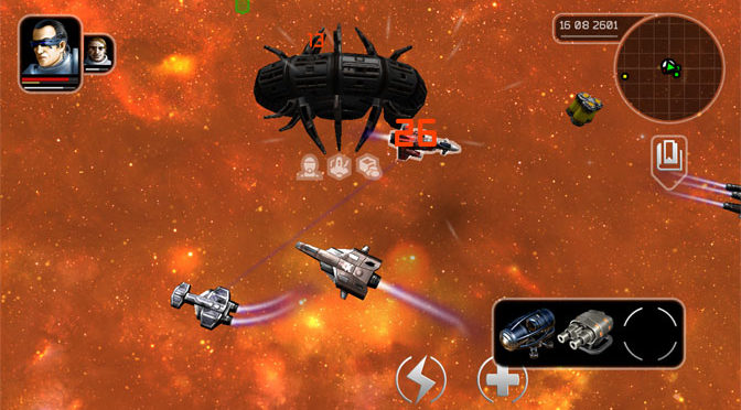 Sci-fi Space Combat with PlanCon: Space Conflict