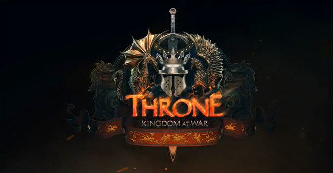 Plarium Releases Throne: Kingdom at War for iOS and Android