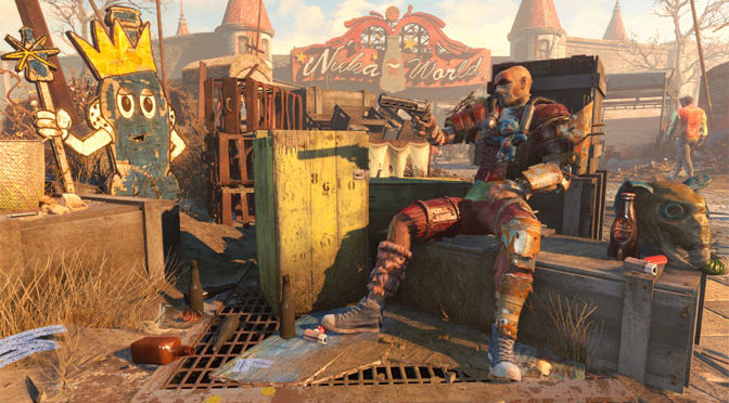 Let's Play: Running the Gauntlet in Fallout 4's New Nuka World DLC