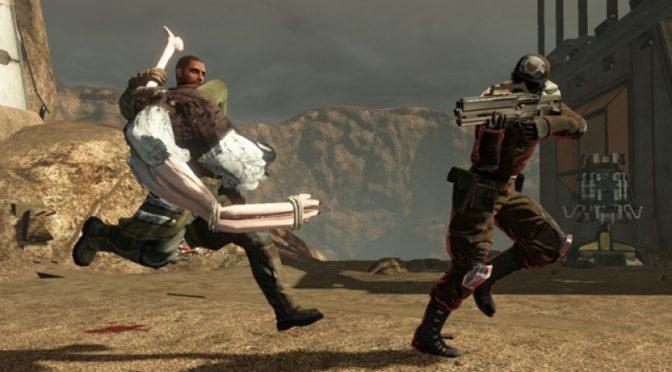 Retro Game Friday: Red Faction Guerilla