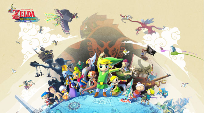 Retro Game Friday: Legend of Zelda Wind Waker