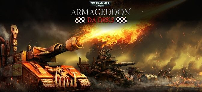Orks Charge Forward in Warhammer 40K: Armageddon – Da Orks