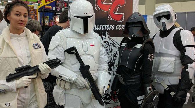 Baltimore Comic-Con's Amazing Cosplay