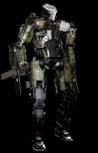 Synaptic combat rig.