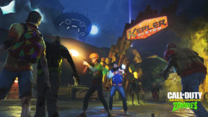 Zombies in Spaceland.