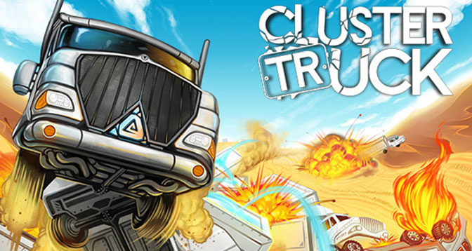Clustertruck Available for PC and PS4