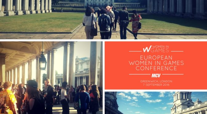 10 Things I Learnt at the European Women in Games Conference 2016