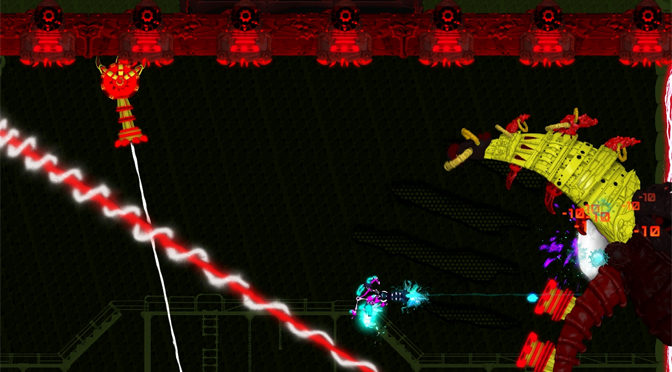 Runnin-N-Gunnin in Featherpunk Prime
