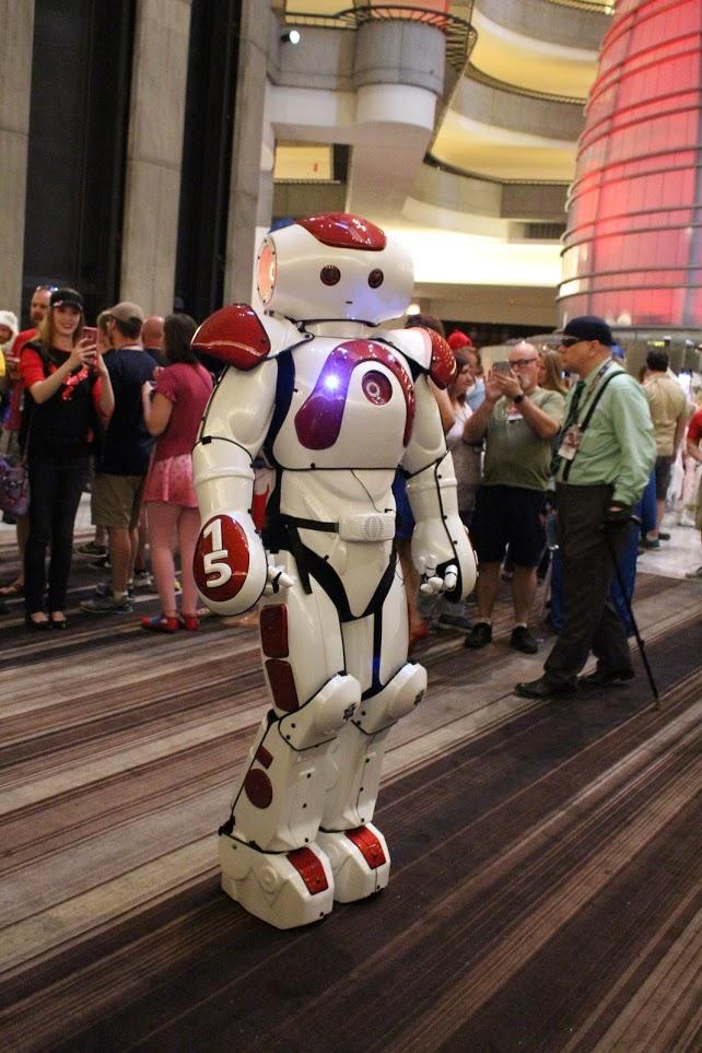 A good robot!
