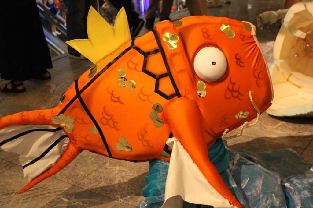 Oh my, you made it to the end of our entire DragonCon 2016 photo section. And because of that, you found Nemo!