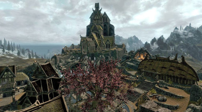 Skyrim Released For PlayStation VR, Nintendo Switch