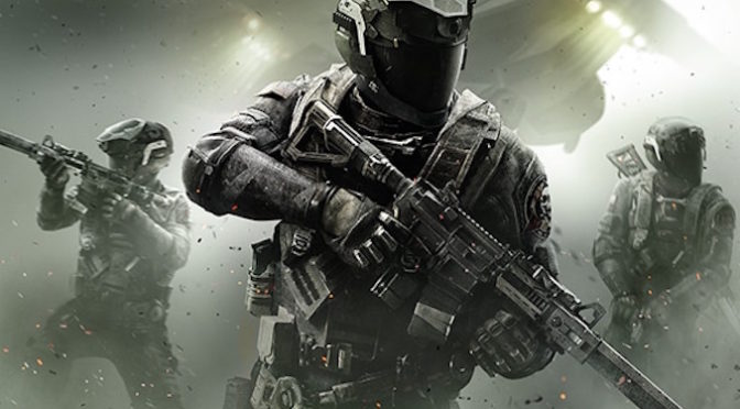 Call of Duty: Infinite Warfare's Highly Anticipated Multiplayer Beta Schedule Announced