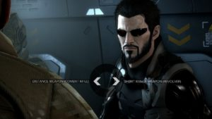 Adam Jensen Choices
