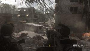 CoD combat