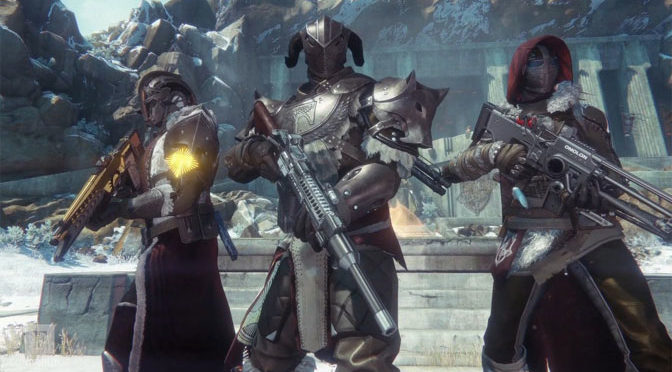 Destiny: Rise of Iron – Beautiful but Flawed
