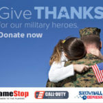 GameStop, Call of Duty to Raise Money For Veterans Job Programs