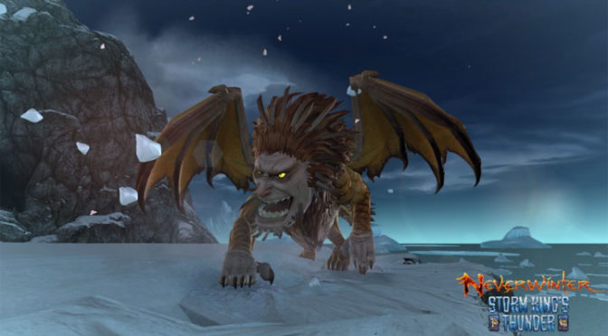 Neverwinter: Storm King Breezes to Consoles and PC