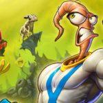 Retro Game Friday: Earthworm Jim