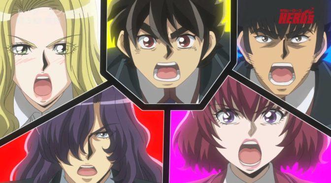 Manga Monday: Hero Company by Shimamoto Kazuhiko