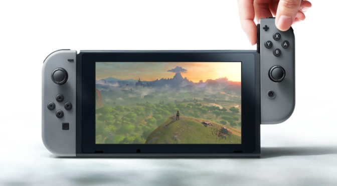 Video Game Tuesday: Thoughts on the Switch