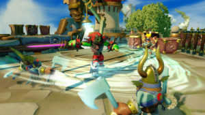 The core gameplay in Skylanders: Imaginators remains almost the same as in prevous titles, which is a good thing.