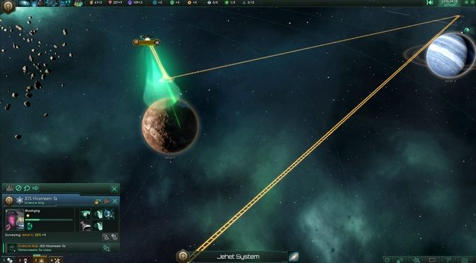 Paradox Interactive Reveals Powerful Leviathans for Sci-Fi Strategy Stellaris