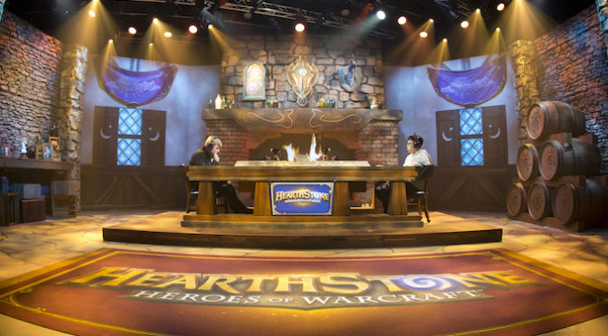 Hearthstone World Championship 2016: Group Stage