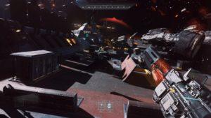 Infiltrating a ship
