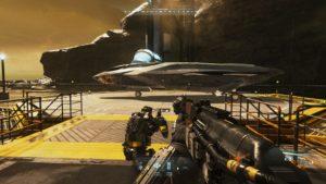 Jackal on Titan