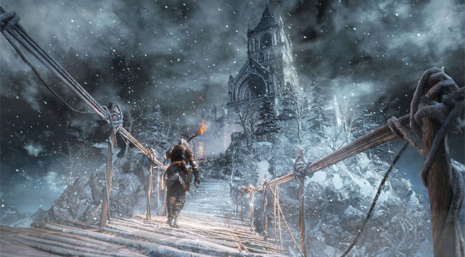 Dark Souls III Ashes of Ariandel DLC Adds Power