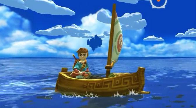 Having Simple Fun in Zelda-like Oceanhorn