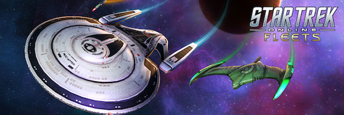 Star Trek Online Deploys Fleets DLC