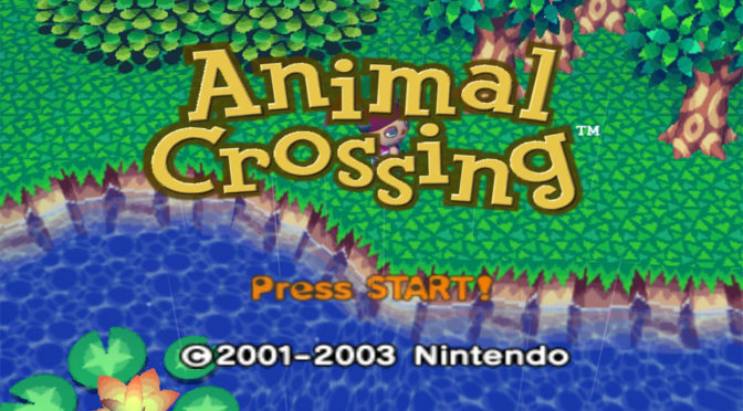 Retro Game Friday: Animal Crossing