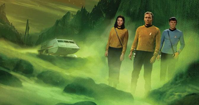 Captain to Captain celebrates Star Trek's Legacy