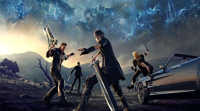 Final Fantasy XV Breaks Sales Records