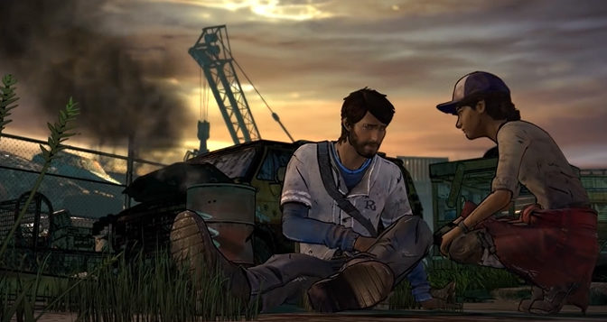 The Walking Dead: The Telltale Series – A New Frontier Released