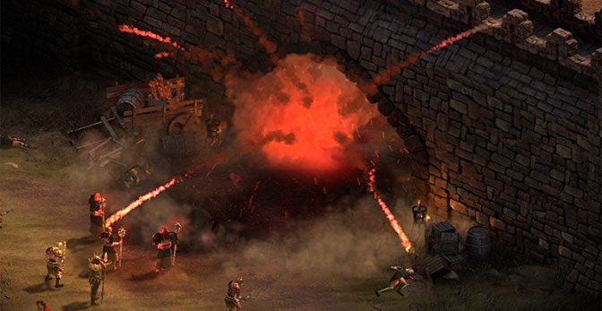 Being Bad is so Good in Tyranny RPG