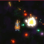 Experiencing Space Battles in Astervoid 2000
