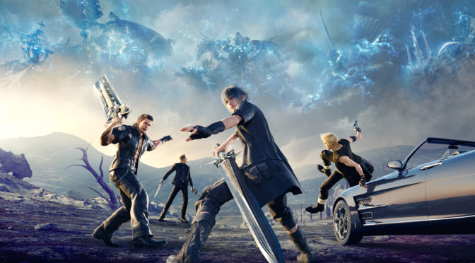 Final Fantasy XV Multiplayer: Comrades Beta Test Scheduled